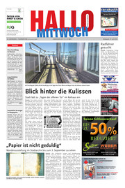 Hallo MITTWOCH Hameln Ausgabe 030