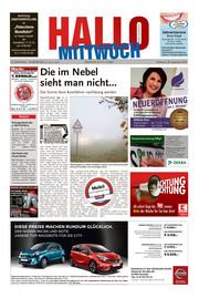 Hallo MITTWOCH Hameln Ausgabe 039