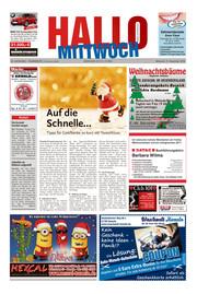 Hallo MITTWOCH Hameln Ausgabe 051