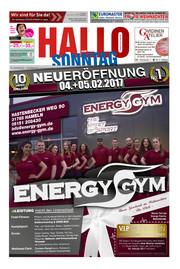 Hallo zum SONNTAG Hameln Ausgabe 051