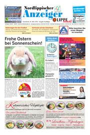 Nordlippischer Anzeiger Ausgabe 084