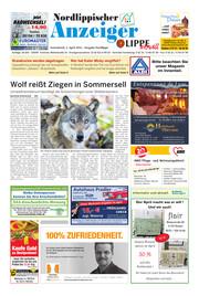 Nordlippischer Anzeiger Ausgabe 092