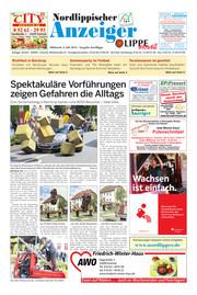 Nordlippischer Anzeiger Ausgabe 187