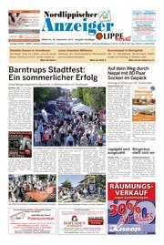 Nordlippischer Anzeiger Ausgabe 271