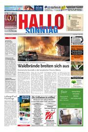 Hallo zum SONNTAG Bad Pyrmont Ausgabe 018