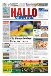 Hallo zum SONNTAG Bad Pyrmont Ausgabe 034