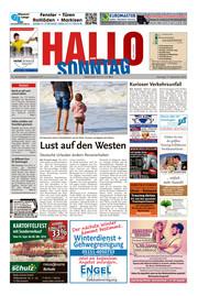 Hallo zum SONNTAG Bad Pyrmont Ausgabe 037